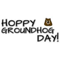 Hoppy Groundhog Day!