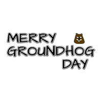 Merry Groundhog Day!